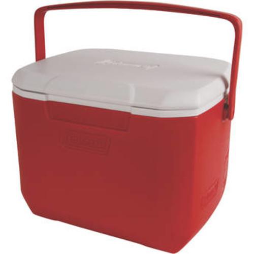 16-Quart Excursion Cooler (Red/White)