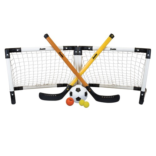 Franklin Sports Franklin 3-in-1 Indoor Sport Set