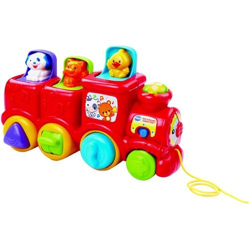 VTech Roll & Surprise Animal Trainu0026#8482; Play Set