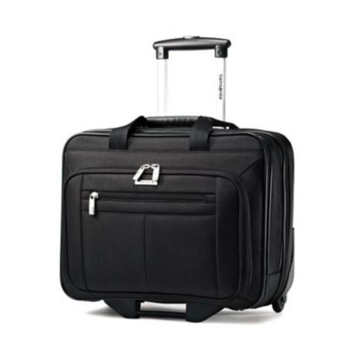 Samsonite 16-1/2-Inch Wheeled Business Case in Black