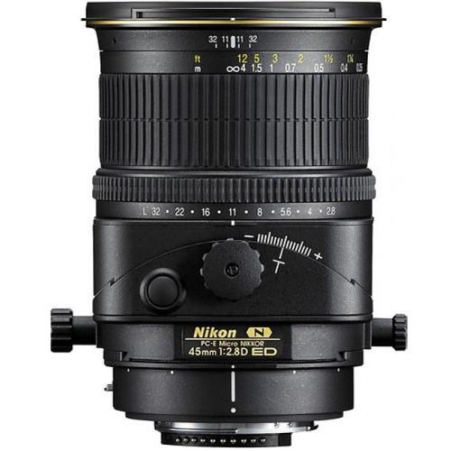 Nikon PC-E Micro Nikkor 45mm f/2.8D ED Manual Focus Lens