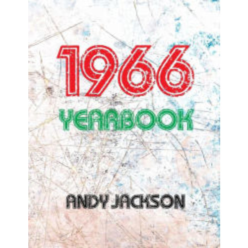 The 1966 Yearbook - UK: Interesting book with lots of facts and figures from 1966 - Unique birthday present or anniversary gift idea!