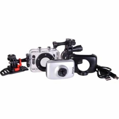 Vivitar HD Action Camcorder - Silver