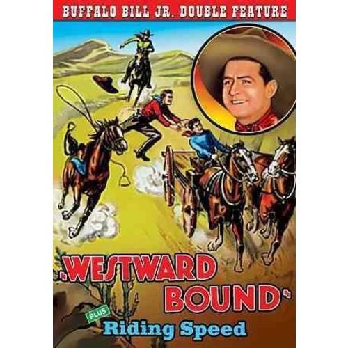 Westward Bound/ Riding Speed (DVD) [Westward Bound/ Riding Speed DVD]