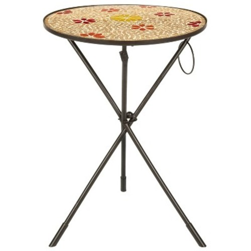 Cymbeline Accent Table Gold - Safavieh