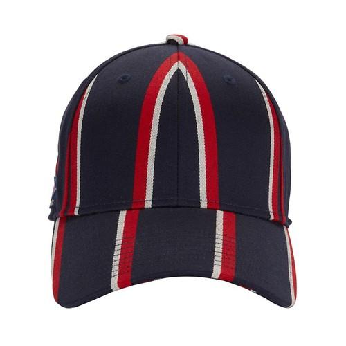 RAG & BONE Marilyn Striped Baseball Hat