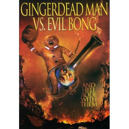 Gingerdead Man vs. Evil Bong [DVD] [2013]