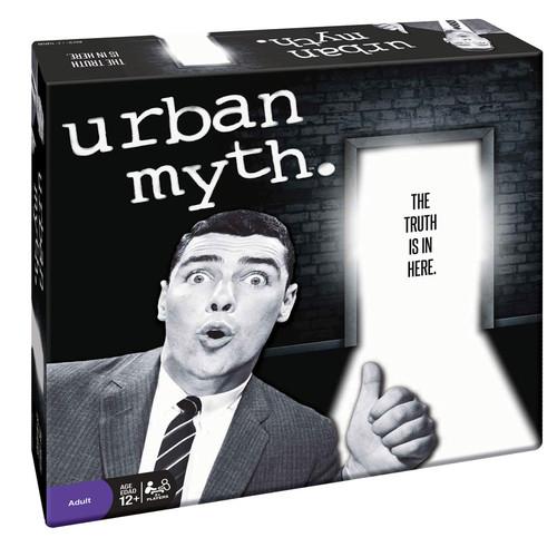 Outset Media Urban Myth Board Game