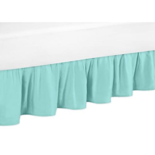 Sweet Jojo Designs Skylar Collection Bedskirt