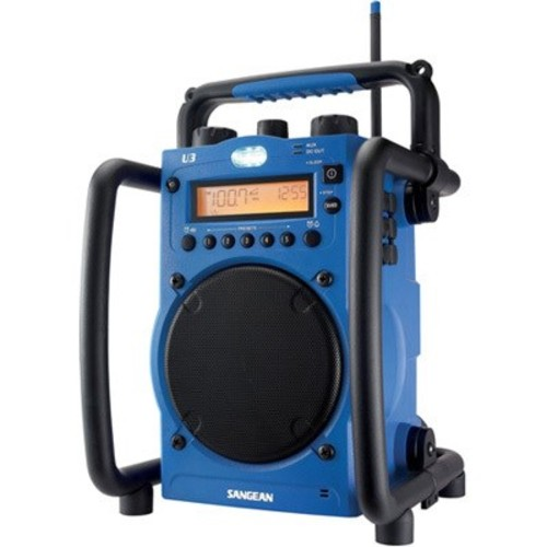 Sangean Digital AM FM Utility Radio