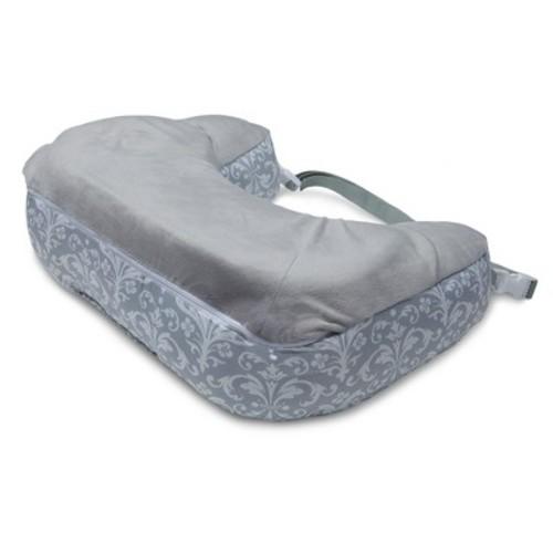 Boppy Best Latch Breastfeeding Pillow - Kensington Gray