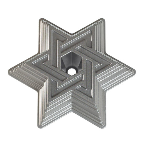 Nordic Ware Star of David Hanukkah 12-in. Bundt Cake Pan