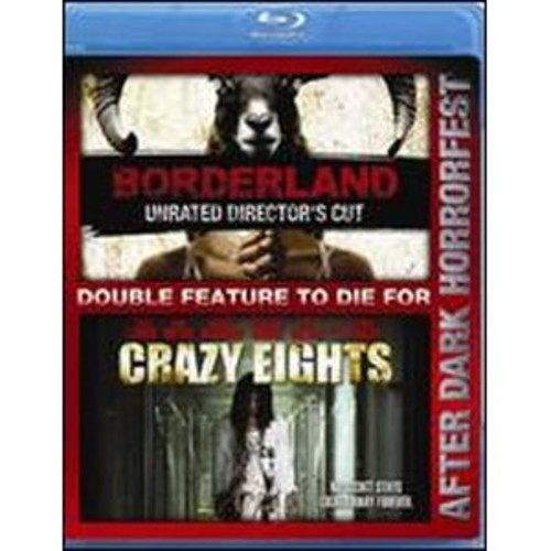 Borderland/Crazy Eights [Blu-ray]