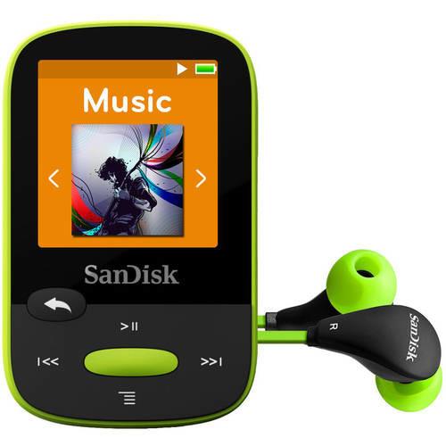 SanDisk SanDisk Clip Sport 8 GB Lime
