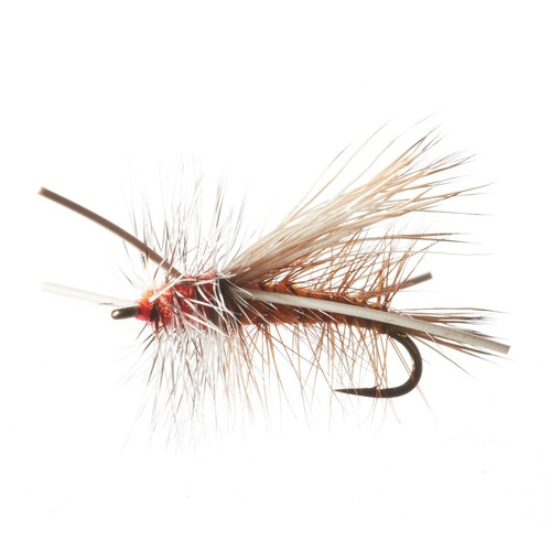 Dream Cast Rubber-Leg Stimulator Dry Fly - Dozen