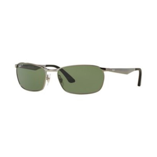 Ray-Ban Polarized Sunglasses, RB3534 62