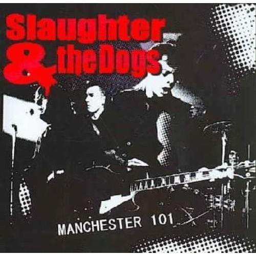 Manchester 101 [CD]
