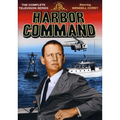 Harbor Command: The Complete Television Series [5 Discs] [DVD]