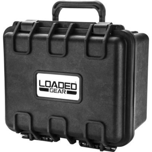 BARSKA Loaded Gear 9.1 in. HD-150 Hard Case, Black