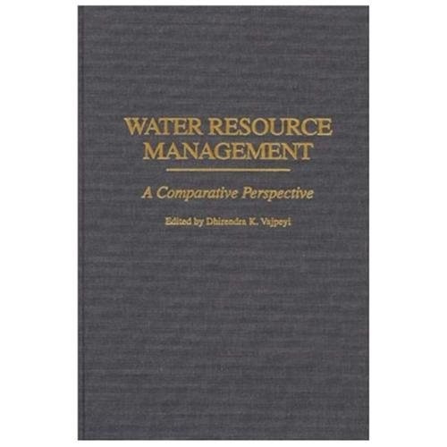 Water Resource Management: A Comparative Perspective