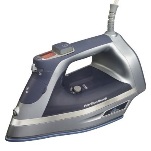 Hamilton Beach Digital Durathon Nonstick Iron - Gray 19900