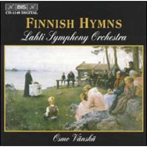 Finnish Hymns By Osmo Vnsk (Audio CD)