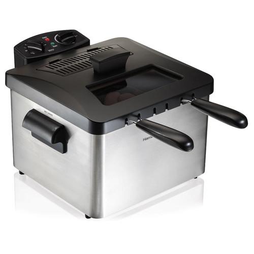 Hamilton Beach Professional-Style Deep Fryer