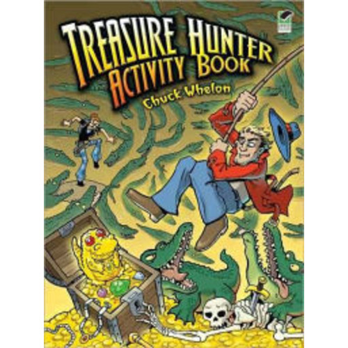Treasure Hunter Activity Book