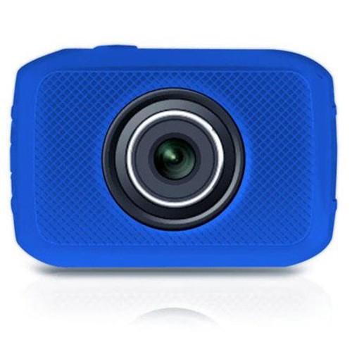Pyle PSCHD30 High-Definition Sport Action Camera, Blue PSCHD30BL