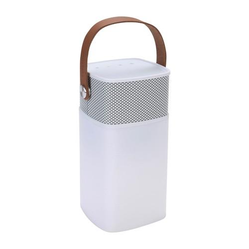 A-GLOW BLUETOOTH SPEAKER + LED LAMP