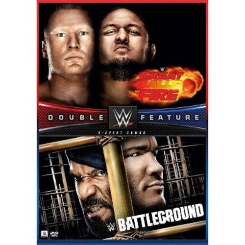 Wwe:Great Balls Of Fire/Battleground (DVD)