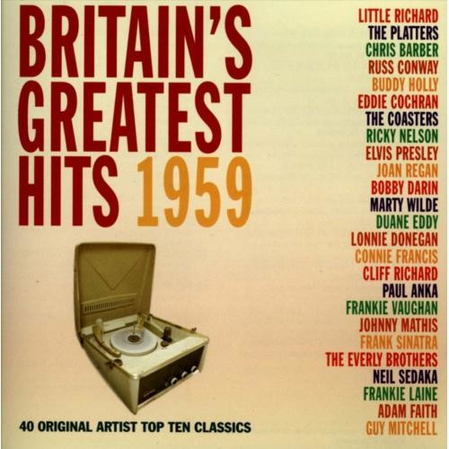 Britain's Greatest Hits 1959 [CD]