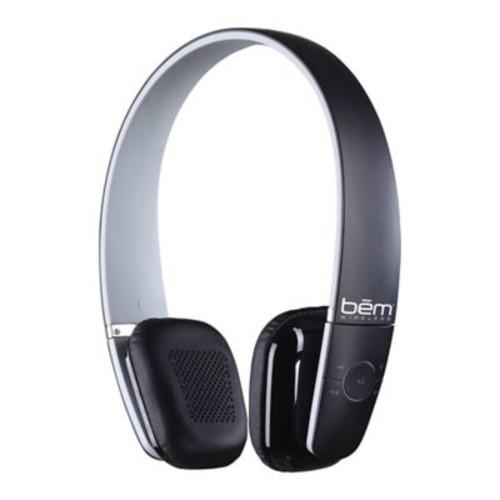 Bem EV100 On-Ear Bluetooth Wireless Headphone, Black