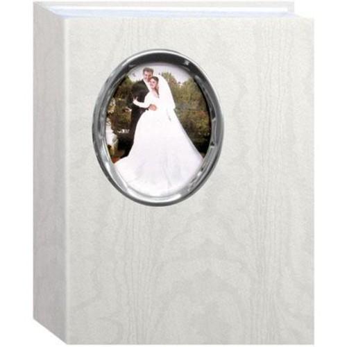 Oval Framed Wedding Album - 4 x 6
