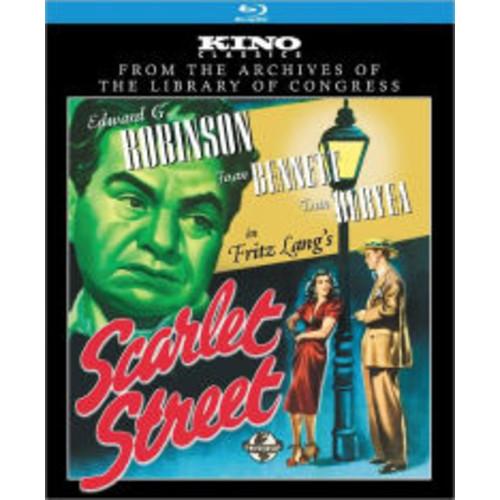 Scarlet Street [Blu-ray] B&W