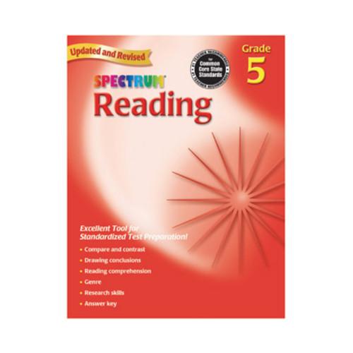 Spectrum Workbook Reading Grade 5