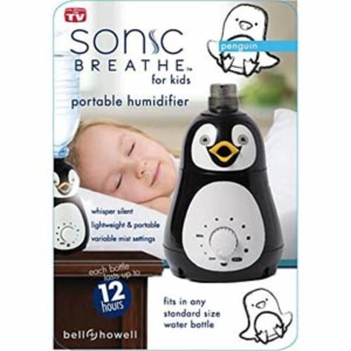 As Seen On TV - Bell+Howell Ultrasonic Personal Humidifier - PenguinWater Bottle Vaporizer