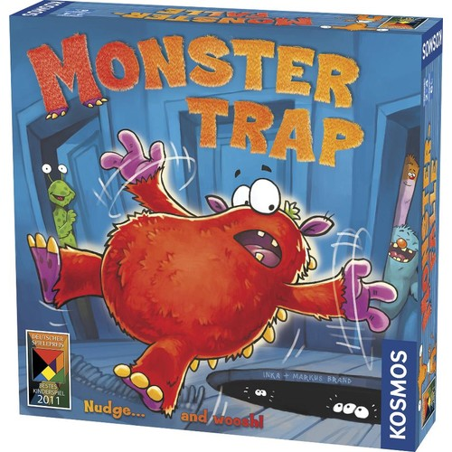 Thames & Kosmos Monster Trap Board Game