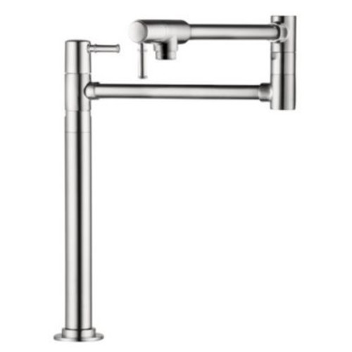 Hansgrohe Talis C Single Handle Deck Mounted Pot Fillers Faucet; Chrome