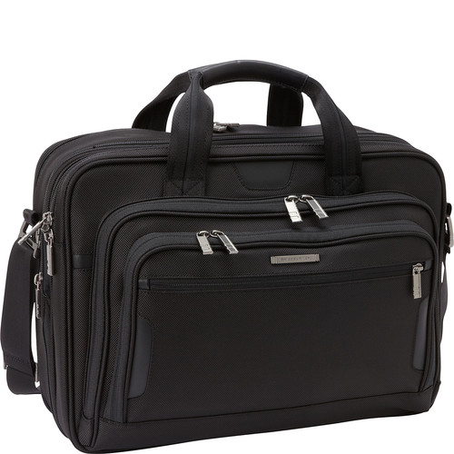 Briggs & Riley Medium Expandable Laptop Brief