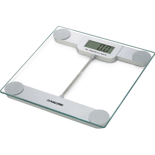 Kalorik EBS 39693 Precision Digital Glass Bathroom Scale