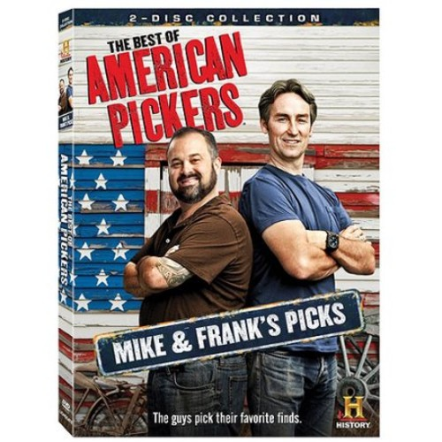 American Pickers-Mike and Franks Picks