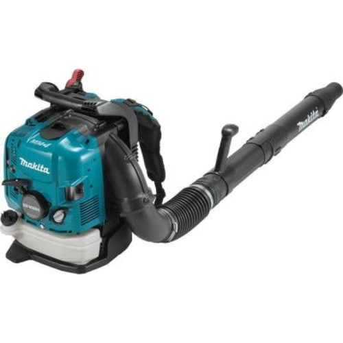 Makita 4-Stroke (MM4) 200 MPH 670 CFM 75.6cc Gas Hip Throttle Backpack Blower