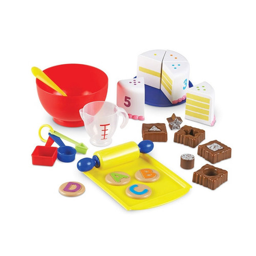 Learning Resources Play Sets Bake & Learn