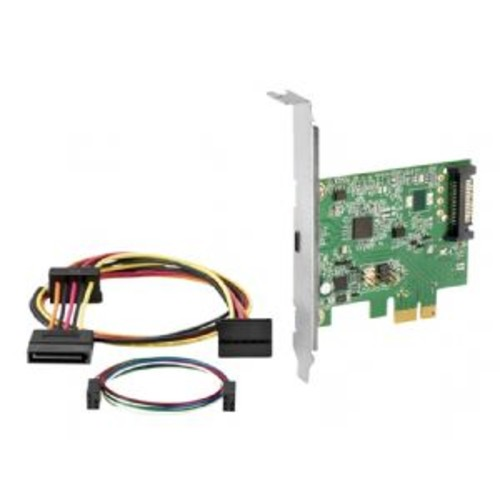 HPE - USB adapter - PCIe - USB 3.1 Gen 2 Type-C - promo (P1N75AT)