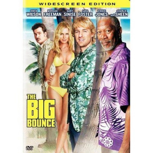 The Big Bounce (2004) (DVD)