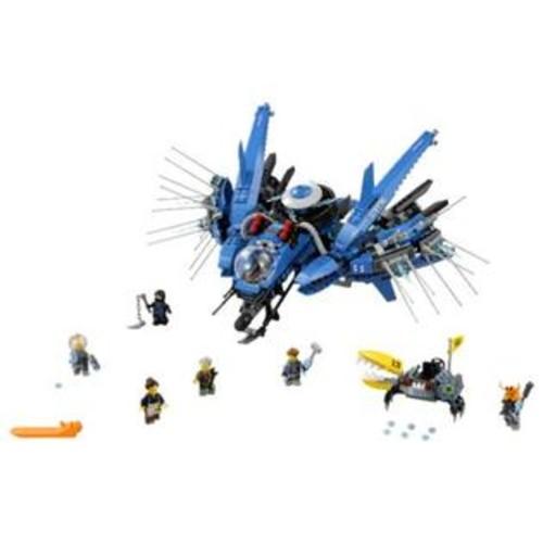 LEGO Lightning Jet The Ninjago Movie