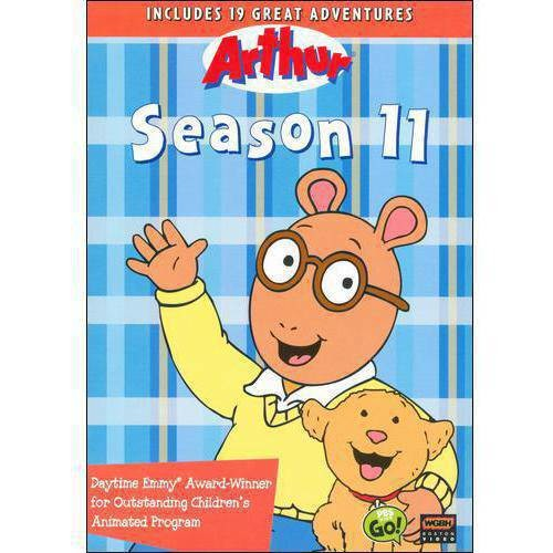 Arthur: Arthur Season 11 [DVD]