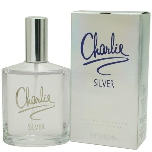 Charlie Silver Eau de Toilette Spray 3.4-Oz
