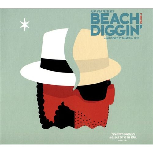 Beach Diggin', Vol. 3: Hand Picked by Mambo & Guts [CD]